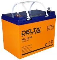 Аккумулятор DELTA HR 12-33 L