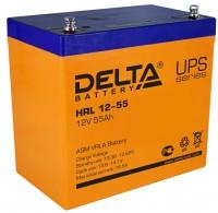 Аккумулятор DELTA HR 12-55 L