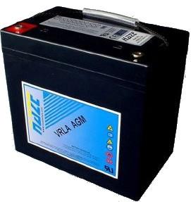 Аккумулятор Haze HZB12-55 Номинальная ёмкость - 55 Ач, Технология - AGM, Вес - 17,5 кг, Размеры - 228 мм (длина), 137 мм (ширина), 207 мм (высота)