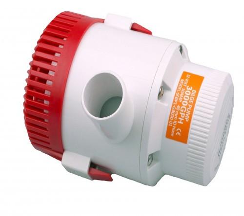Погружной насос SFBP1-G3000-01 12 вольт Рабочее напряжение - 12 В,  Производительность  -11100 л/час Высота водяного столба (М) - 3 м Вес с упаковкой (брутто) - 2.37 кг Вес без упаковки (нетто) - 2.10 кг Провода (М) - 1 м