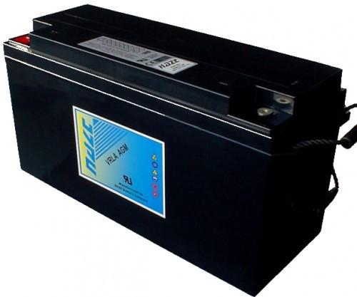 Аккумулятор Haze HZB12-150 Номинальная ёмкость - 150 Ач, Технология - AGM, Вес - 44,2 кг, Размеры - 482 мм (длина), 170 мм (ширина), 242 мм (высота)