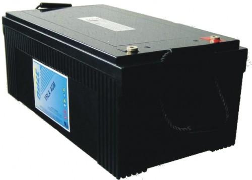 Аккумулятор Haze HZB12-230 Номинальная ёмкость - 230 Ач, Технология - AGM, Вес - 71 кг, Размеры - 521 мм (длина), 269 мм (ширина), 203 мм (высота)