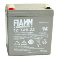 Аккумулятор FIAMM 12 FGHL 22  Аккумуляторы с повышенной энергоотдачей