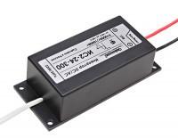 Инвертор ИС2-24-300Г (герметичный) 300Вт/24В чистый синус