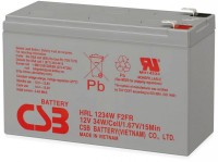 Аккумулятор CSB HRL1234W F2