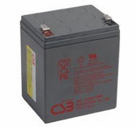 Аккумулятор CSB HRL1223W Номинальное напряжение - 12 В,  Номинальная ёмкость - 6 Ач, Технология - AGM, Срок службы до 10 лет,  Вес - 2,1 кг, Размеры - 90 мм (длина), 70 мм (ширина), 102 мм (высота).
