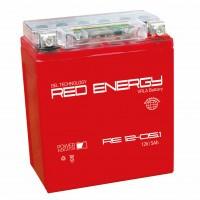Аккумулятор для мототехники RED ENERGY RE 12-05.1 (12N5-3B, YB5L-B)