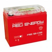 Аккумулятор для мототехники RED ENERGY RE 12-05 (YTX5L-BS, YT5L-BS,  YTZ7S)