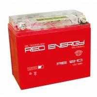 Аккумулятор для мототехники RED ENERGY RE 12-10 (12N9-4B-1, YB9A-A, YB9-B)