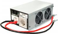 Инвертор ИС-12-1500 1500Вт/12В чистый синус