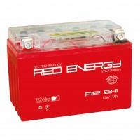 Аккумулятор для мототехники RED ENERGY RE 12-11 (YTZ12S, YTZ14S)