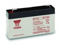 Аккумулятор Yuasa NP 1,2-6