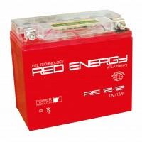 Аккумулятор для мототехники RED ENERGY RE 12-12 (YTX14-BS, YTX12-BS)