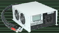 Инвертор ИС1-24-2000 ЖК-экран 2000Вт/24В чистый синус