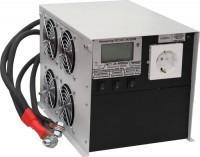 Инвертор ИС1-24-4000 ЖК-экран 4000Вт/24В чистый синус