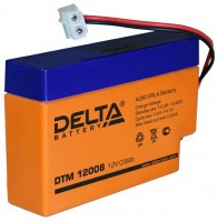 Аккумулятор DELTA DTM 12008