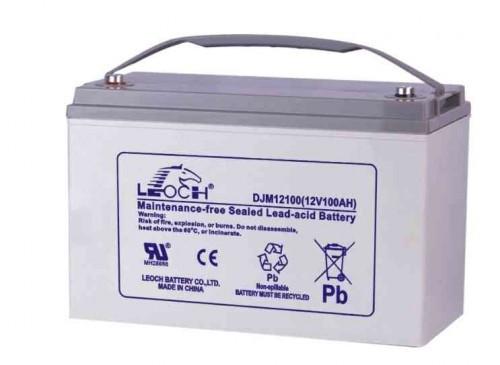 Аккумулятор LEOCH DJM12100 Номинальное напряжение - 12 В,  Номинальная ёмкость - 100 Ач, Технология - AGM, Вес - 32 кг, Размеры - 330 мм (длина), 173 мм (ширина), 212 мм (высота).