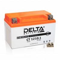 Аккумулятор для мототехники DELTA CT 1210.1 12В 10Ач (YTZ10S)
