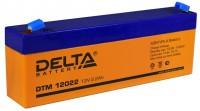 Аккумулятор DELTA DTM 12022