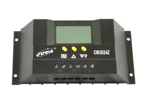 Контроллер JUTA CM30 30A 48V Номинальное напряжение -  48 Вольт Максимальный ток на входе - 30 А Мощность подключаемых солнечных батарей - 1440 ватт