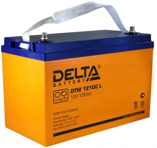 Аккумулятор DELTA DTM 12100 L Номинальная ёмкость - 100 Ач, Номинальное напряжение - 12 В, Технология - AGM, Срок службы до 12 лет, Вес - 32 кг, Размеры - 330 мм (длина), 171 мм (ширина), 215 мм (высота).
