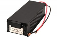 Инвертор с зарядным устройством ИБПС-24-1000 1000Вт/24В чистый синус