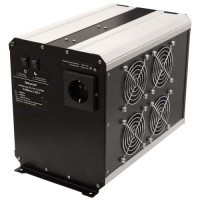 Инвертор СибВольт 3012 DC-AC 3000Вт/12В чистый синус