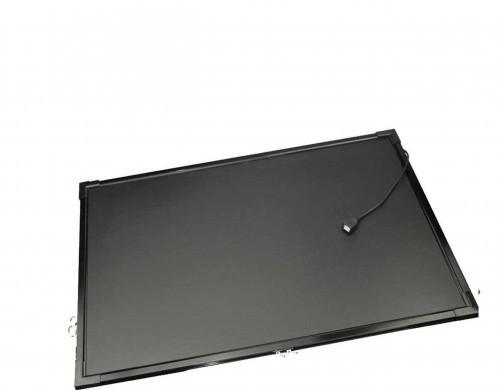 Флеш панель 30x40 glass Лед доска 30х40,  Рабочая поверхность - стекло закалённое,  Рамка - алюминиевая в чёрном цвете,  Задний фон - непрозрачный, чёрный