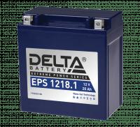 Аккумулятор для мототехники DELTA EPS 1218.1 (YTX20СH-BS)