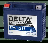 Аккумулятор для мототехники DELTA EPS 1218 (YTX20-BS, YTX20H-BS)