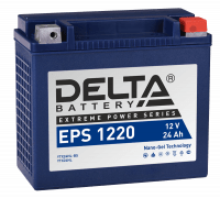 Аккумулятор для мототехники DELTA EPS 1220 (YTX24HL-BS, YTX24HL)